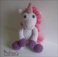 annabelle the unicorn crochet pattern by s crochet