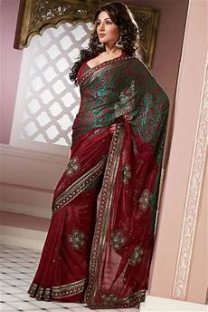 All Over Saree Design New Look Party Saree Designs The Serial Designer