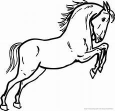 ausmalbilder pferde din a4 ausmalbilder pferde