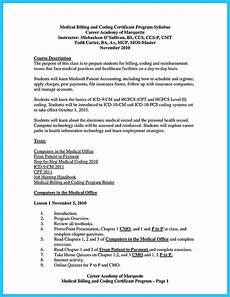Medical Billing Job Description For Resume Exciting Billing Specialist Resume That Brings The Job To You