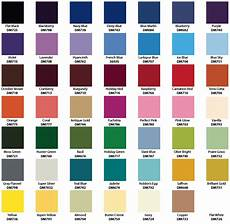 Ceramic Paint Color Chart Inspiring Krylon Spray Paint Color Chart 6 Metallic Spray