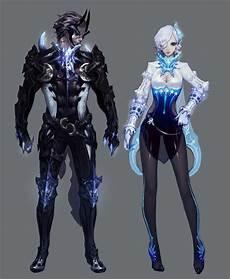 Aion Design Aion 4 0 Elite Pvp Abyss Set The Art Of Aion Online