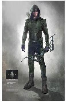 Arrow Costume Designer How Arrow S Final Season Builds To Crisis On Infinite