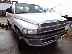 Foster Light Truck Parts Used 1999 Dodge Truck Dodge 3500 Pickup Rear Body Bumper