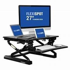 flexispot m1b 27 inch standing desk converter standing