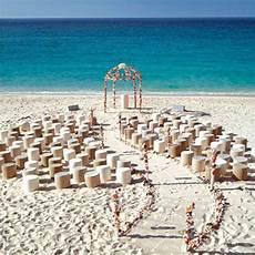 21 fun and easy beach wedding ideas