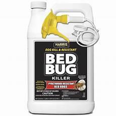 harris toughest bed bug killer liquid spray with odorless