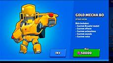 gold mecha bo brawl