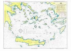 Aegean Nautical Charts South Aegean Sea Nautical Chart Hartis Org Sailing