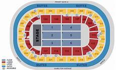 The Baltimore Arena Seating Chart Seating Charts Cure Insurance Arena