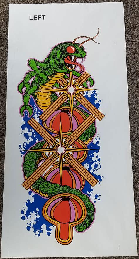 Pac Man Side Art
