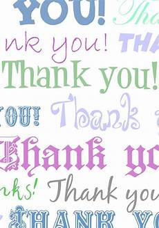 Thank You Page Template Free Download 10 Best Premium Thank You Card Templates For Download