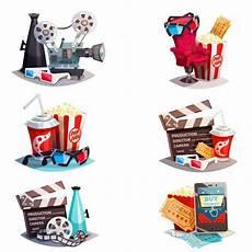 Cine Designer R2 Free Download Download Set Of 3d Cartoon Cinema Design Concepts For Free