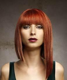 frisuren asymmetrisch mittellang asymmetrical haircuts