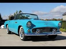 1956 ford thunderbird hardtop convertible classic muscle