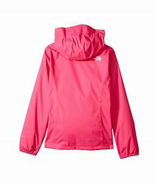Light Pink North Face Rain Jacket The North Face Girls Resolve Reflective Rain Jacket