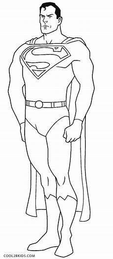 Free Printable Coloring Pages For Males Free Printable Superman Coloring Pages For