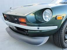 240z Light Conversion 280z To 240z Light Weight Version Front Bumper Conversion