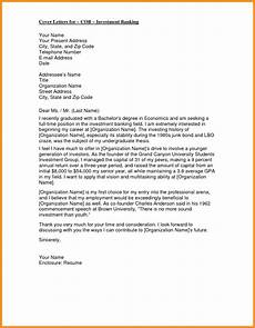Cover Letter Example Investment Banking Cover Letter Template Investment Banking Cover Letter