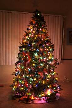 Christmas Tree Decorating Ideas With Multicolor Lights 45 Classy Christmas Tree Decorations Ideas Decoration Love