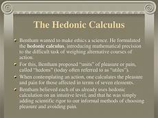 Hedonistic Calculus Ppt Archetypes Of Wisdom Powerpoint Presentation Id 647301