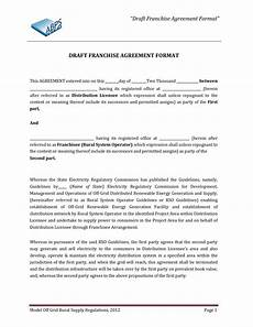 Franchise Contract Samples 49 Editable Franchise Agreement Templates Amp Contracts ᐅ