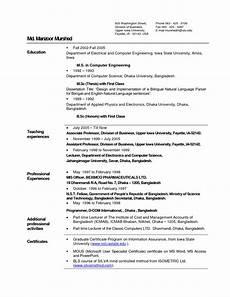 Mechanical Resume Samples For Freshers Resume Samples For Freshers Eee Engineers World Of Reference