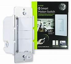 Ge Light Switch Smart Z Wave Ge Z Wave Plus Smart On Off Light Amp Motion Sensor