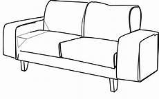 Mini Sofa For Bedroom Png Image by Clip Sofa Cliparts