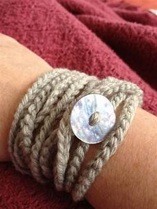 brownie knits crocheted bracelets free pattern