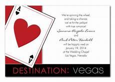 thanksgiving ace cards templates destination vegas wedding invitations by invitation