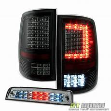2016 Ram Light 2009 2016 Dodge Ram 1500 2500 3500 Blk Smoke Led