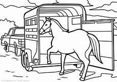 pferde 55 malvorlagen xl