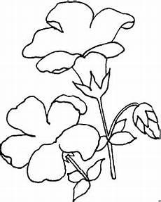 Malvorlage Blumen Einfach Skizzierte Blueten Einfach Ausmalbild Malvorlage Blumen