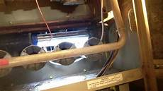 How To Light A Old Furnace How To Change Furnace Thermocouple Youtube