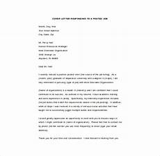 Email Cover Letter Sample For Job Application Email Cover Letter Template 10 Free Word Pdf Documents