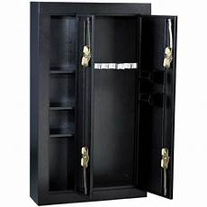 homak security hs30136028 8 gun door steel
