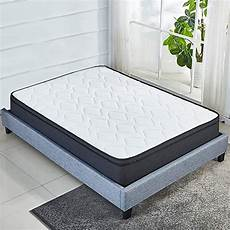 top soft 10 inch memory foam mattress pocket