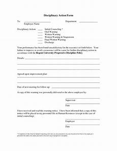 Employee Write Up Forms Free Employee Write Up Form Templates Word Excel Samples
