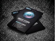 Photography Business Cards Templates Photographer Lens Business Card Business Card Templates