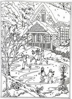 Ausmalbilder Erwachsene Wald Pin Auf Coloring Book Pages