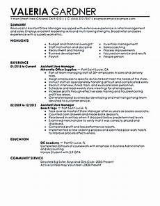 Retail Job Skills Retail Manager Resume Retail Manager Resume Is Made For