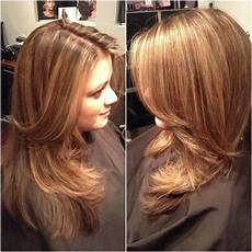 Glam Hair Color Light Brown Caramel Hair Color With Copper Highlights How To Pick