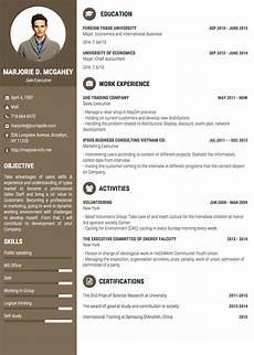 How To Make A Simple Cv Professional Cv Resume Builder Online With Many Templates