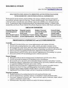Accounting Manager Resume Accounting Manager Resume Accounting Manager In Nyc