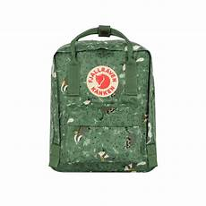 Fjallraven Backpack Size Chart Fjallraven Kanken Art Mini Backpack Green Fable My