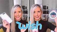 Ring Light Vs Ring Light For Iphone Vs Lumee Case From Wish Youtube
