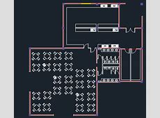 Two Levels Restaurant With Floor Plans 2D DWG Design Plan for AutoCAD ? Designs CAD