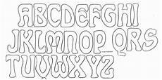 Fancy Lettering Template 4 Alphabet Outline Templates Pdf Free Amp Premium Templates