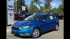 2016 Ford Focus Lights 2016 Ford Focus Se Ambient Lighting Spoiler Review